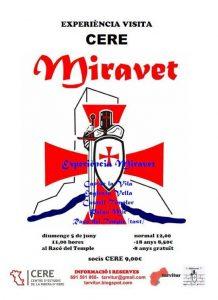 visita guiada, Miravet
