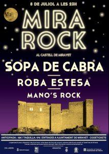 Mirarock, Miravet, 2017, Sopa de Cabra, Terres de l'Ebre, Ribera d'Ebre, Sopa de Cabra, Roba Estesa, Mano's Rock, Castell de Miravet