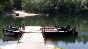 Pas de Barca de Miravet